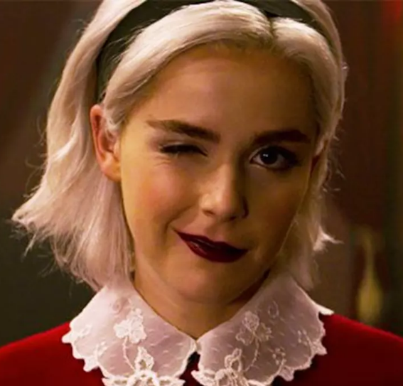 CHILLING ADVENTURES OF SABRINA CAOS DE REGRESO