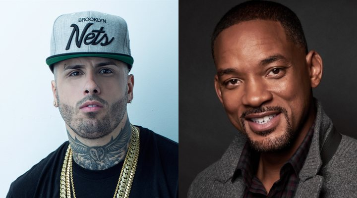 Will Smith y Nicky Jam interpretarán el himno oficial para Rusia 2018