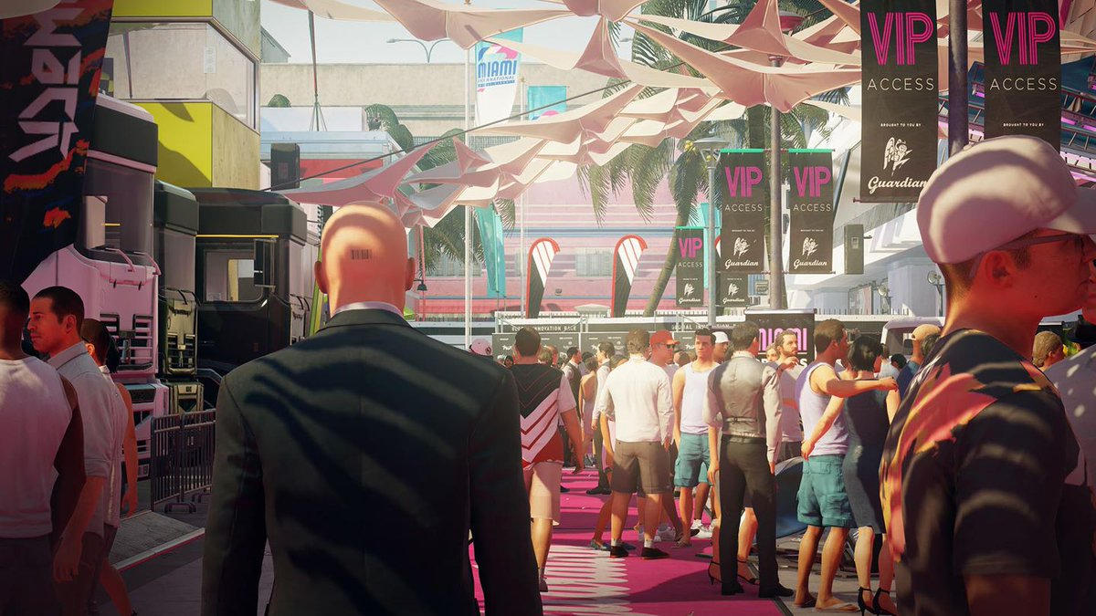 """Hitman 2"" ya está disponible"