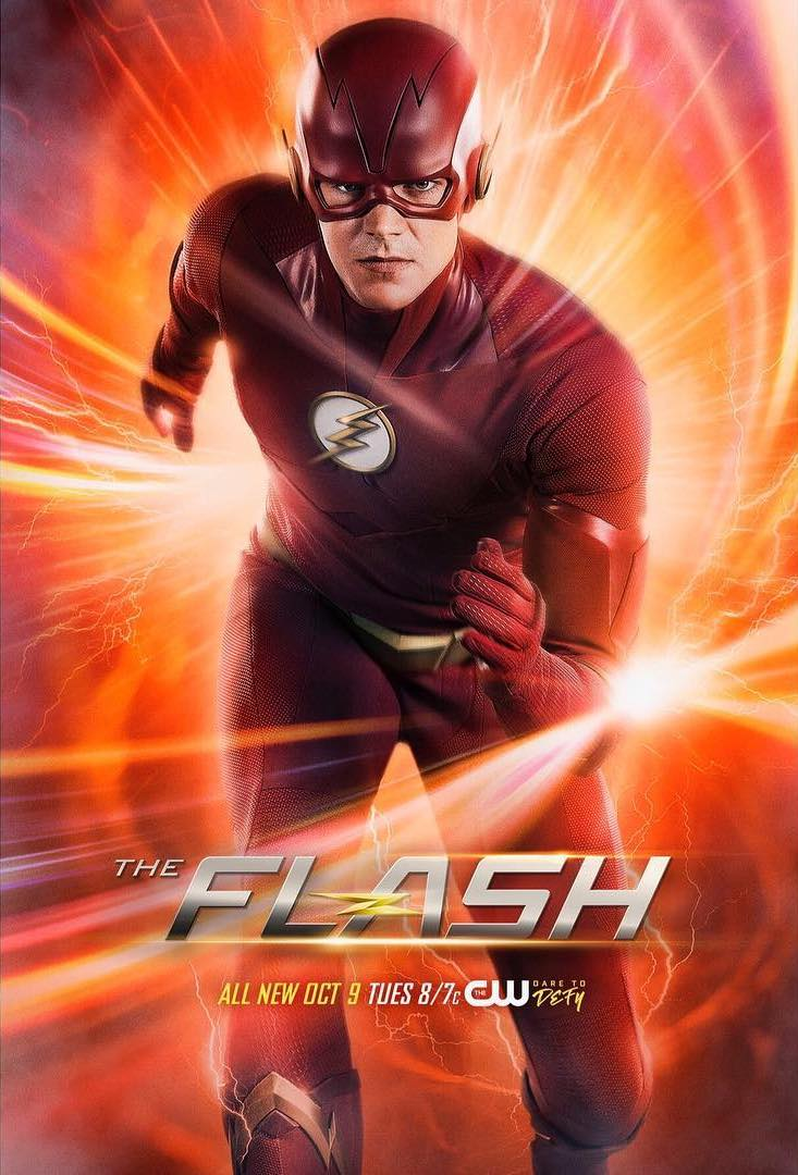 THE FLASH 5a TEMPORADA