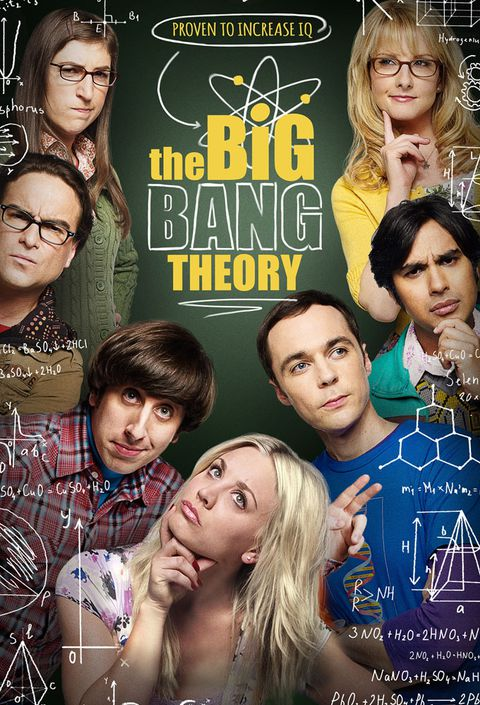 THE BIG BANG THEORY ÚLTIMA TEMPORADA