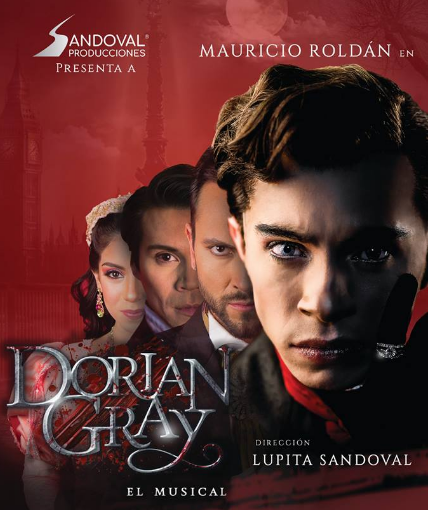 DORIAN GRAY EL MUSICAL