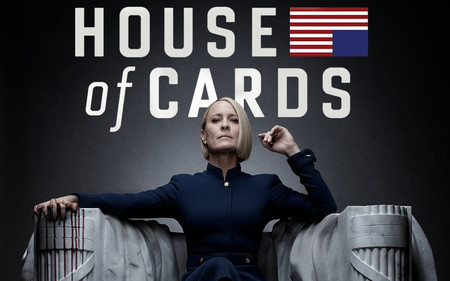House of cards lanza su teaser oficial